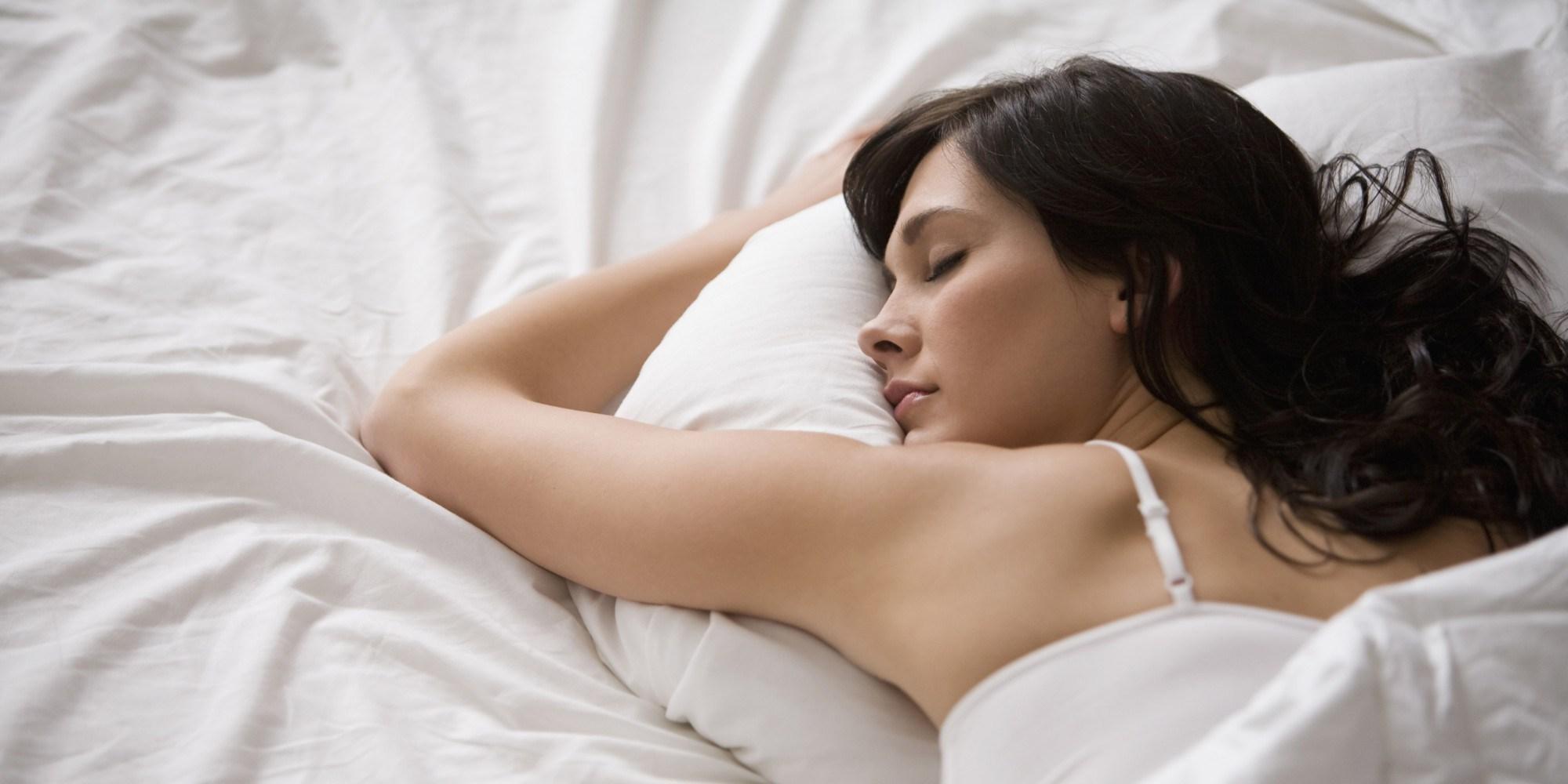 forma en la que duermes
