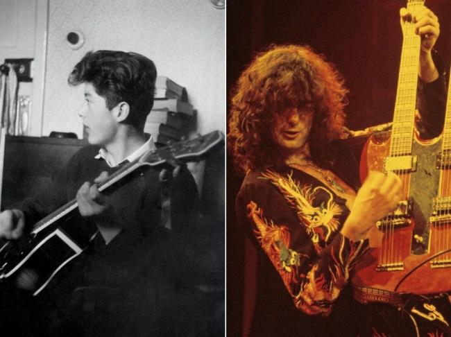 estrellas de rock