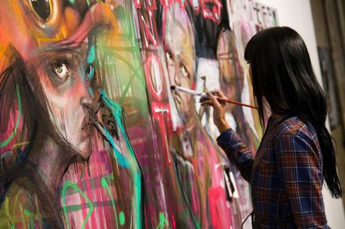artistas emergentes
