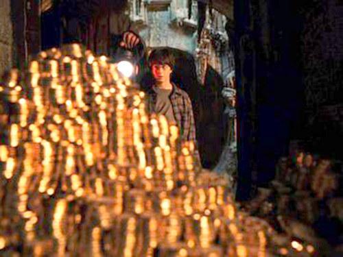 ¿Quién es más rico, Harry Potter o Daniel Radcliffe?