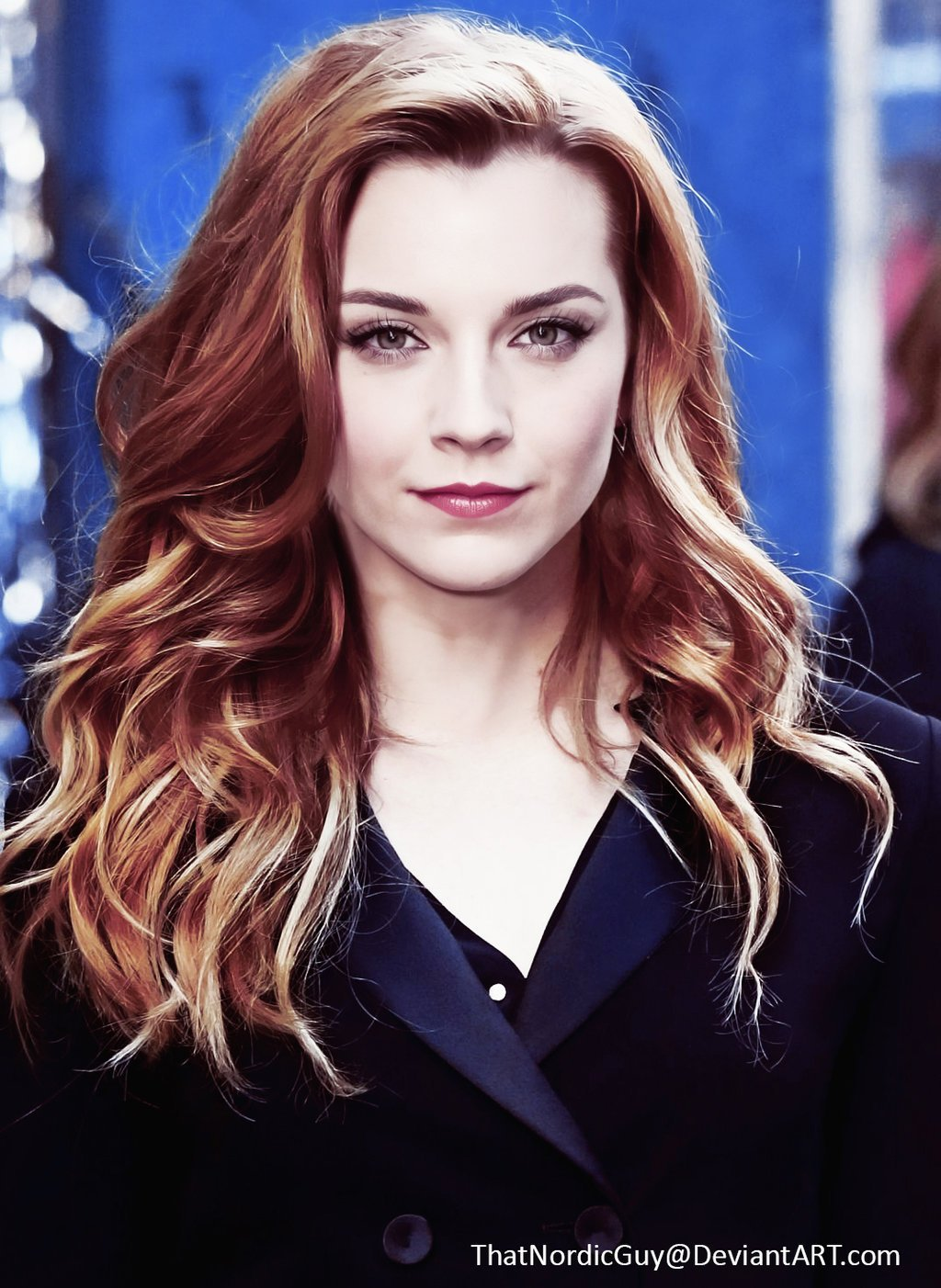 thatnordicguy-loves-to-meld-game-of-thrones-actress-natalie-dormer-who-plays-margaery-tyrell-in-the-series-and-actress-emma-watson-with-other-celebrities-here-theyre-morphed-together