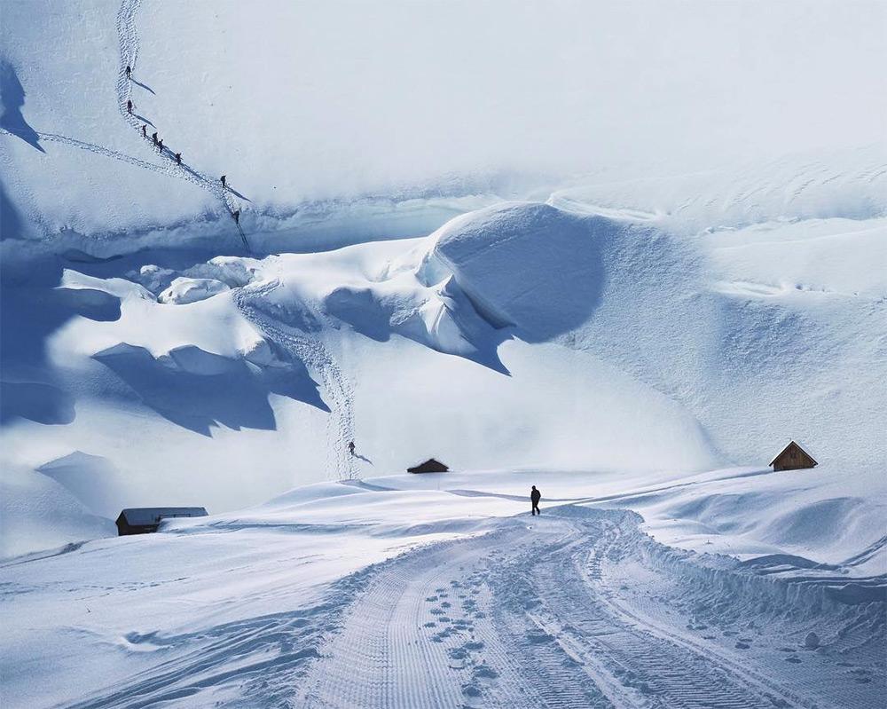 rosset-snow